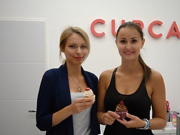 Cupcakekárna Lucie Zelenkové a Veroniky Michalové získala první místo gastronomické soutěži Gourmet Brno v kategorii nejlepší cukrárna města.