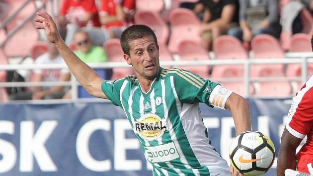 Fotbalista Michal Šmíd.