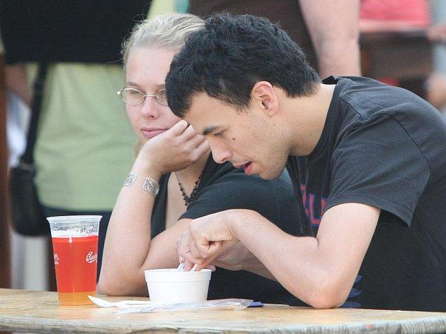 Milovníci jídla si přijdou na své na Slavnostech jídla na Náměstí svobody.