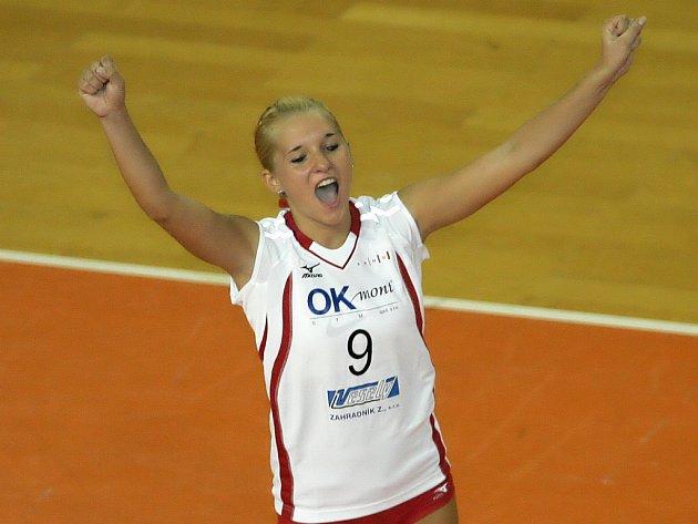Volejbalistka Julie Jášová