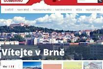 Nový brněnský turistický portál Go to Brno. Ilustrační foto.