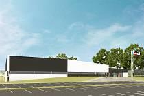 Plány na sportovní halu v Kuřimi se objevily už v roce 1954. Teprve za dva roky se ale tamní sportovci dočkají začátku stavby za osmdesát milionů korun.