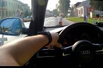 Jihomoravští policisté si posvítili na rychlé řidiče