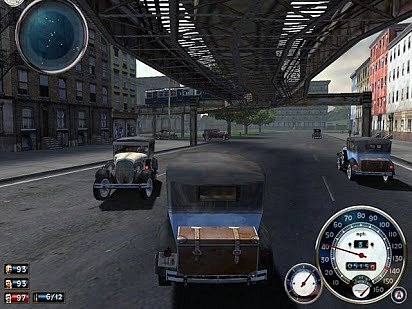 Legendární počítačová hra Mafia: The City of Lost Heaven (Illusion Softworks)