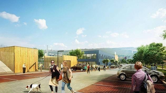 Nové sportovní centrum začne letos vznikat v areálu Pod Plachtami v brněnském Novém Lískovci. Lidem tam budou k dispozici například tenisové a badmintonové kurty, tělocvičny, ale i sauna a kavárna se zahrádkou.