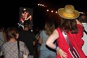 Dvoudenní hudební festival Létofest zakončila v sobotu večer na brněnském výstavišti známá kapela Kabát.