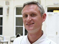 Novozélanďan Liam Claringbold je šéfkuchař hotelu Comsa Brno Palace.