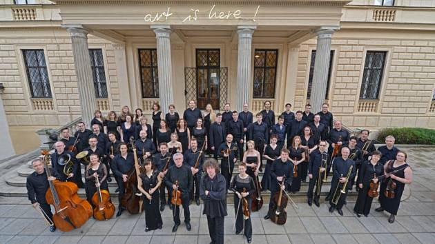 Soubor Czech Ensemble Baroque