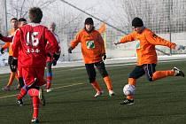 FC Zbrojovka Brno B porazila TJ Framoz Rousínov 3:2.
