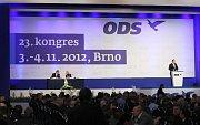 Druhý den kongresu občanských demokratů.