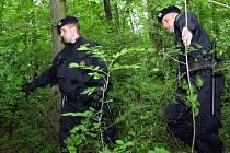 Policisté hledají Aničku