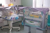Na Gynekologicko-porodnické klinice FN Brno se narodila první trojčata v letošním roce.