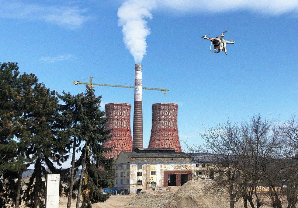 Spustili první blok Jaderné elektrárny Nová Zbrojovka.