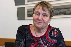 Ombudsmanka Anna Šabatová.