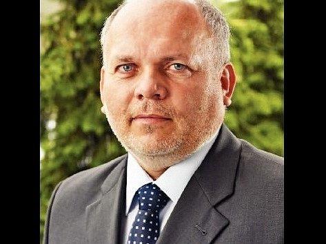 Výkonný ředitel Šroubárny Kyjov František Červenka.