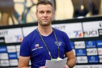 Redaktor Deníku Jaroslav Kára.