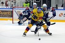 Hokej Kometa Brno - České Budějovice
