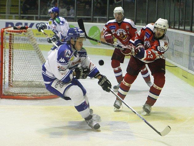 Kometa zvládla přestřelku s Havlíčkovým Brodem a vyhrála 6:3.