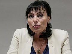 Bývalá náměstkyně primátora Klára Liptáková (KDU-ČSL).