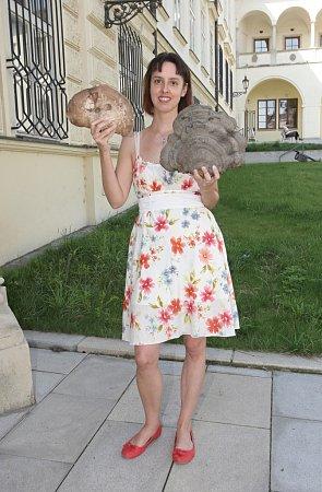 Mykoložka Hana Ševčíková.