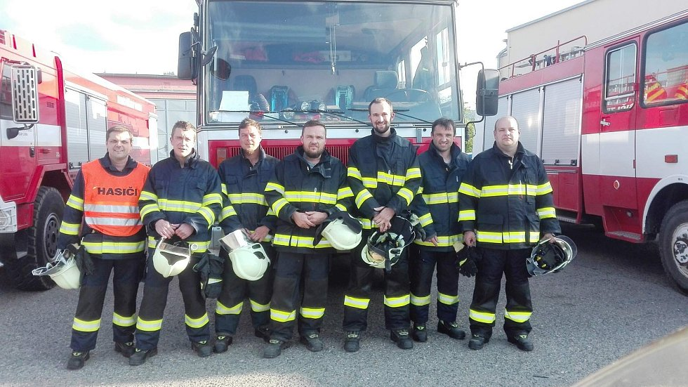 Sdružení dobrovolných hasičů Zbraslav.
