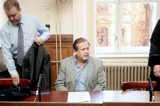 Bývalý náměstek primátora a bývalý místostarosta městské části Brno-jih Radomír Jonáš (dříve ODS).