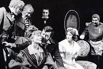 V roce 1965 v komedii Revizor zazářili Dagmar Pistorová,Jiřina Prokšová, Jirka Tomek, Jiří Dušek, Jaroslav Dufek i Miloš Chmelař.
