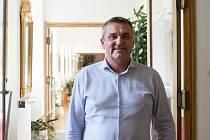 Bývalý primátor Brna Petr Vokřál.