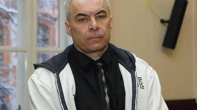 Dušan Marada u Krajského soudu v Brně.