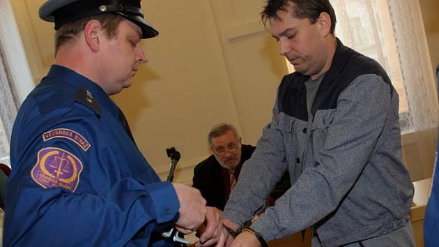 Odsouzený Pavel Kuchar