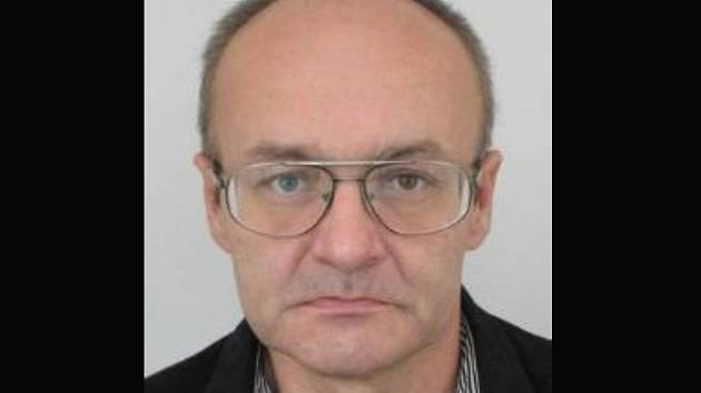 Pohřešovaný Vladimír Navrátil z Vranovic na Brněnsku.