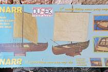 V Oslavanech na zámku vzniká vikinská loď.