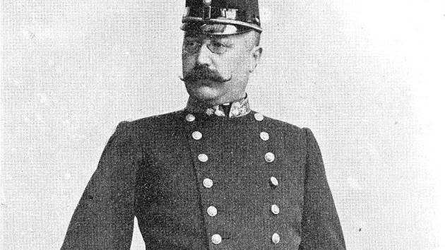 Franz Walek byl v pořadí třetí velitel brněnských strážníků. Do funkce nastoupil v roce 1892.