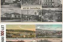 U příležitosti 100 let vyšly výroční pohlednice.