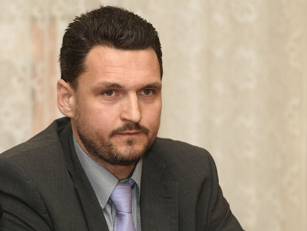 Petr Křipský u soudu. Archivní foto.