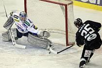 Kometa porazila Mladou Boleslav 2:1 po nájezdech.