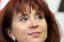 Ředitelka brněnského Masarykova okruhu Ivana Ulmanová.