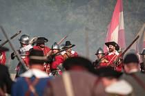 Brno si připomínalo 371. výročí úspěšné obrany proti Švédům dvoudenními slavnostmi. Program završila v sobotu na Kraví hoře bitevní ukázka.
