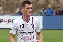 Fotbalista Ondřej Bačo.