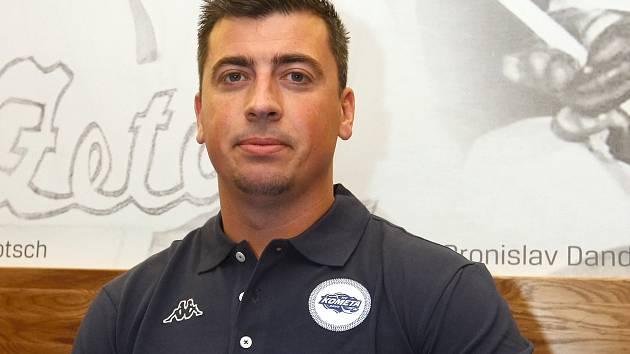 Hokejista Tomáš Kaberle.
