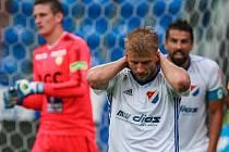 Fotbalista Tomáš Mičola.