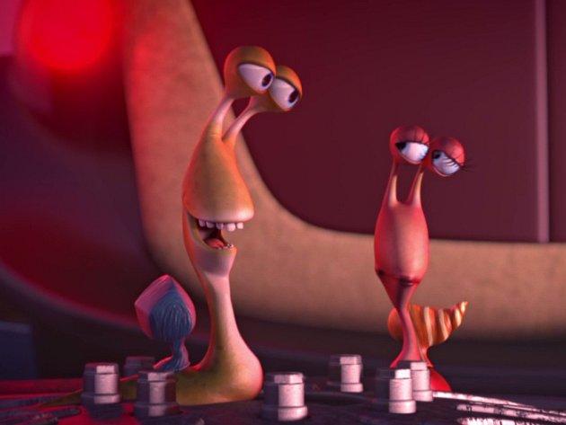 Film Pozor, zvěř lze zhlédnout v sekci Česká 16, ve filmovém bloku promítaném v pátek od šesti hodin večer ve velkém sále Artu. Animovaná hříčka od Noro Držiaka ukazuje, jak těžké to můžou mít dva hlemýždi, když je odděluje silnice.