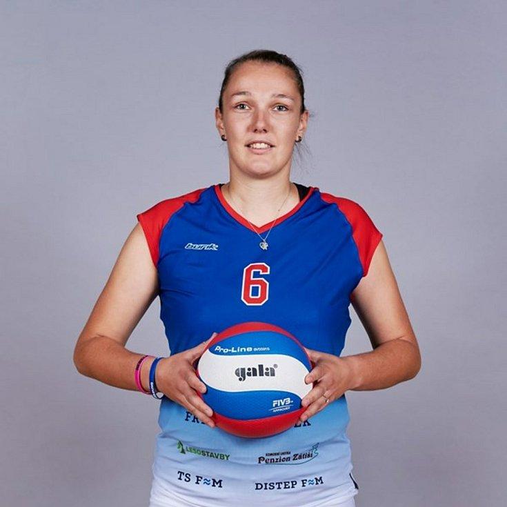 Romana Staňková naposledy oblékala dres extraligového Frýdku-Místku.