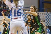 Kateřina Zohnová byla v minulém i předminulém ročníku oporou Žabin, teď bude bojovat za KP.