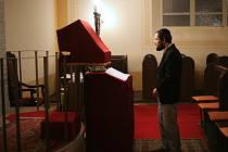 Brněnská synagoga. Ilustrační foto.