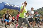 Bohatý doprovodný program, skvělé počasí a samozřejmě příjemný závod v krásném prostředí přilákal do Mariánského údolí v Brně první říjnovou sobotu i elitní domácí běžce.