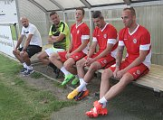 Už sedmý ročník Fotbalového kempu Petra Švancary hostí Rosice. Malí fotbalisté převážně zjižní Moravy si užili také návštěvu prvoligových fotbalistů Zbrojovky.