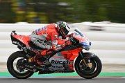 Nedělní Grand prix České republiky - Jorge Lorenzo