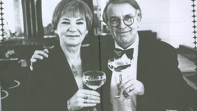 Kniha Skrytá hvězda Jelena Mašínová.