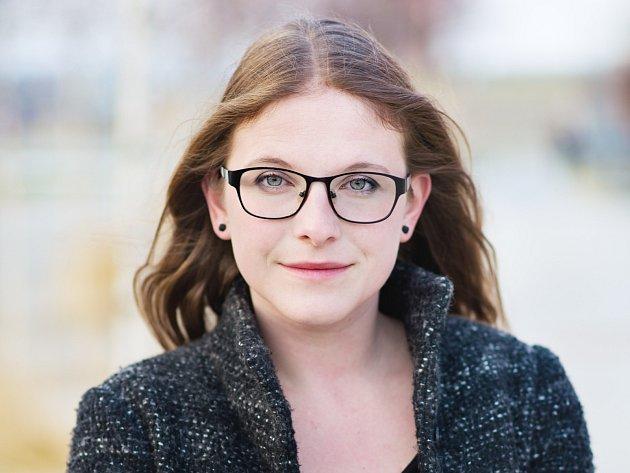 Kateřina Eichlerová.